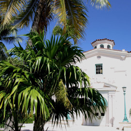 The Crest Theatre in Delray Beach